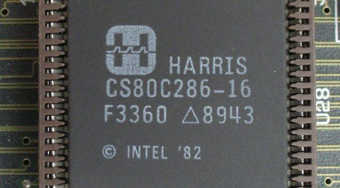 01/ 02/ 1982 | Intel 80286