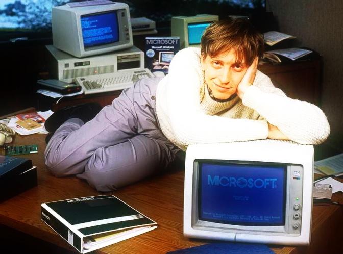 28/ 10/ 1955 | Bill Gates
