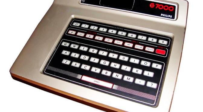 02/ 12/ 1978 | Philips Videopac G7000