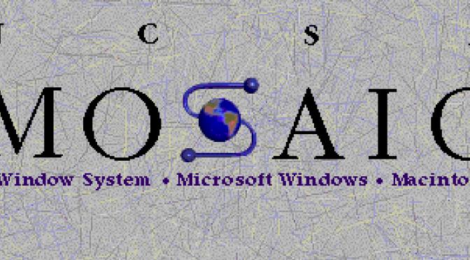 22/ 04/ 1993 | NCSA Mosaic